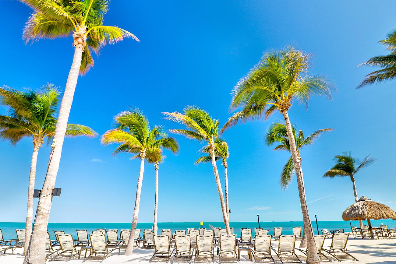 Florida and California